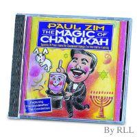 Paul Zim's The Magic of Chanukah CD