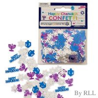 """Happy Chanukah"" Confetti"