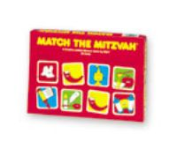 Match the mitzva Memory Game