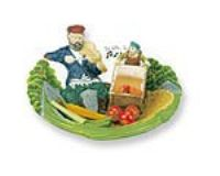 Fiddler on the Roof Salad Dish