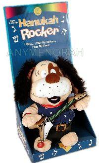 Hanukkah Rocker!