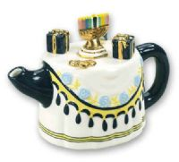 Hanukah Teapot