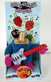 Dreidel Guitar